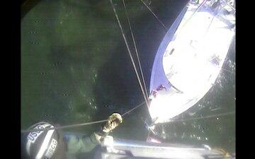 Coast Guard medevacs man near St. Augustine Inlet