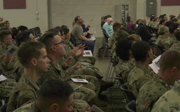 Pa. Guard's 828th Financial Management Support Detachment deployment ceremony