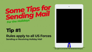 Holiday Mail PSA 2019