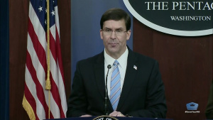 Senior DOD Officials Brief Pentagon Reporters