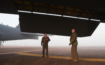 Bomber Task Force participates in Global Thunder