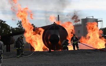 Fire Prevention Week 2019 at LRAFB