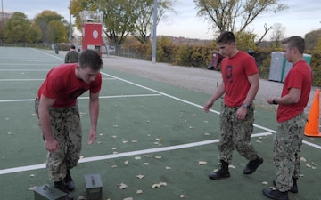 University of Wisconsin-Madison NROTC Unit 2019 Fall Invitational