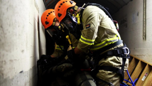 If I should lose my life: A Firefighter's Prayer