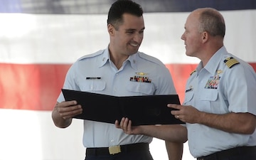 Coast Guard members presented Air Medal in San Francisco