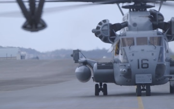 Marines conduct rapid deployment exercise