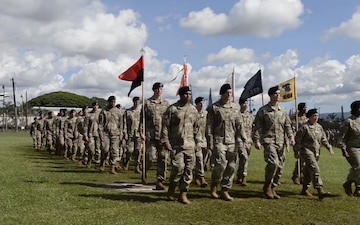 25th Infantry Division Review