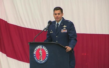 152nd Airlift Wing Change of Command Select Media Clips
