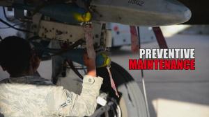 A-10C Thunderbolt II Maintenance Quickclip