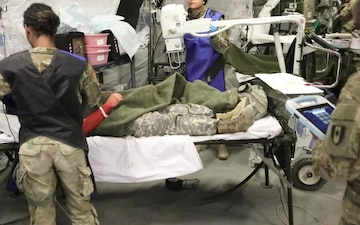 U.S. Army Forces Command Medical Emergency Deployment Readiness Exercise