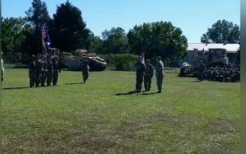 South Carolina National Guard conducts activation ceremony