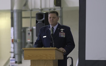 First female commander assumes command of 178th Wing