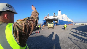 3rd CAB Deployment via Southern Europe-Greece