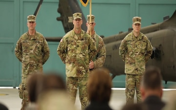 3rd Combat Aviation Brigade Transfer of Authority