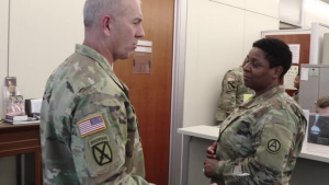 The Lucky Minute - CSM Brian Hester