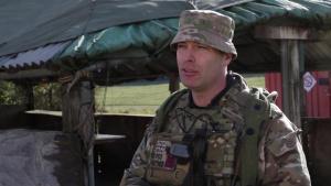 Dragoon Ready 20: SSG Greg Hissey (British Army) - Interview