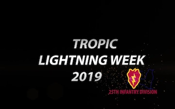 Tropic Lightning Week 2019 (Hooah)