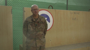 Sgt. Maj. James Calkins Des Moines, Iowa Shout Out