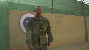 Master Sgt. David Bride Sioux City, Iowa Holiday Shoutout
