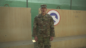 Sgt. 1st Class Lucas Schafroth Hawkeye Shout out