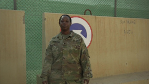 Staff Sgt. Fatina Strong Shout Out