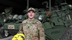 Iowa State University Shout-out: Capt. Lucas Baker
