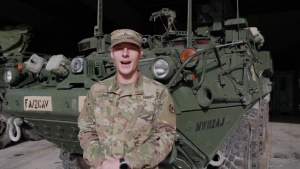 Alabama State University Shout-out: Pvt. Jaggar Stormm