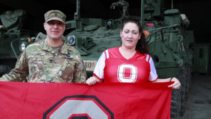 Ohio State Shout-out: Sgt. 1st Class John Huff