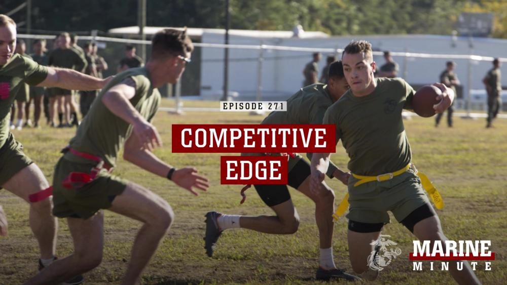 US Marine Minute Competitive Edge
