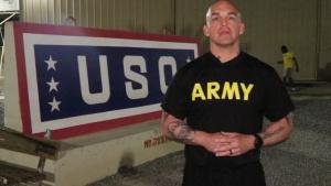 Staff Sgt. Alverado OU Sooners Shoutout