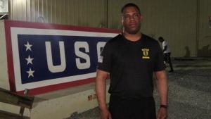 Sgt. 1st Class Victor Gurnum OU Sooners Shoutout