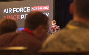 U.S. Air Force Space Pitch Day - Day One
