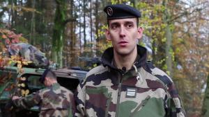 Dragoon Ready 20: MAJ Joseph (French Army analyst) - Interview