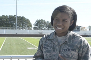 JROTC Battle at the Border of the Carolinas