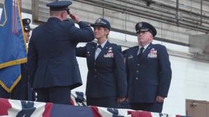 102nd Intelligence Wing change of command