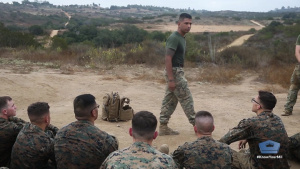 Face of Defense: Marine Corps Gunnery Sgt. Freddy Torres