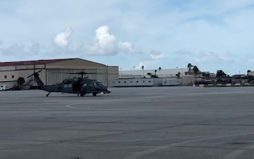 Florida Reserve Citizen Airmen join search for Airman in Gulf