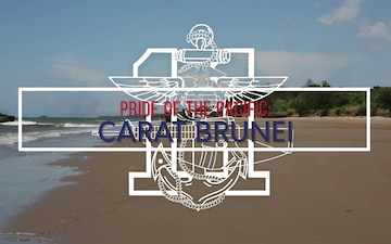 Pride of the Pacific: CARAT Brunei
