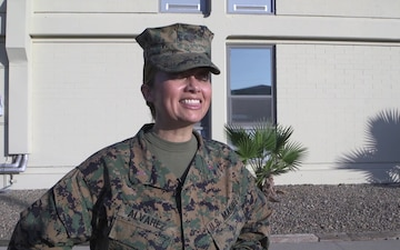 B-Roll: Marine awarded commendation medal for saving crash victims