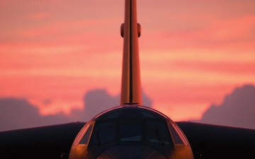 B-52 Sunset & Landscapes