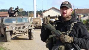 Dragoon Ready 20: CPT Karl Tiemann (OPFOR Company Commander) - Interview