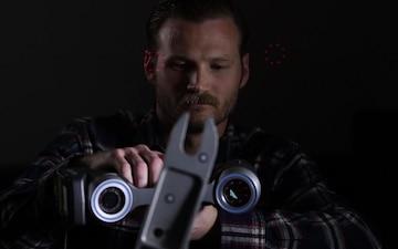Laser Density Scanner