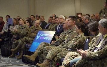 Air Force Hosts Space Pitch Day