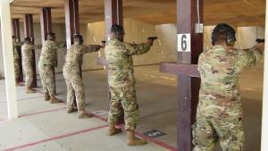 Incirlik holds pistol competition