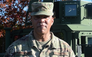 Master Sgt. Sterling Randolph - PBS News Hour