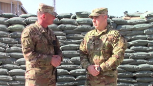Liberty Minute – Afghanistan Customs Mission Part 1