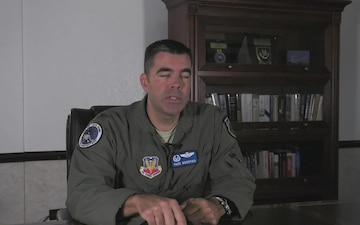 Commander's Call with Col. Richard A. Goodman