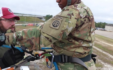 82nd Combat Aviation Brigade Harnesses Cost Effective, Innovative Medical Training