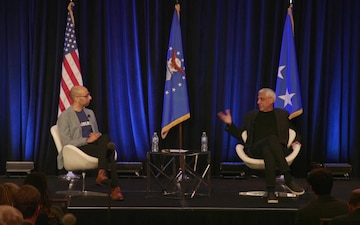 Space Pitch Day: Day 2 fireside chat with Vinod Khosla, (Part 2 of 3)