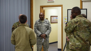 Strength, Resiliency & Family Appreciation with SSgt Anthony Bean